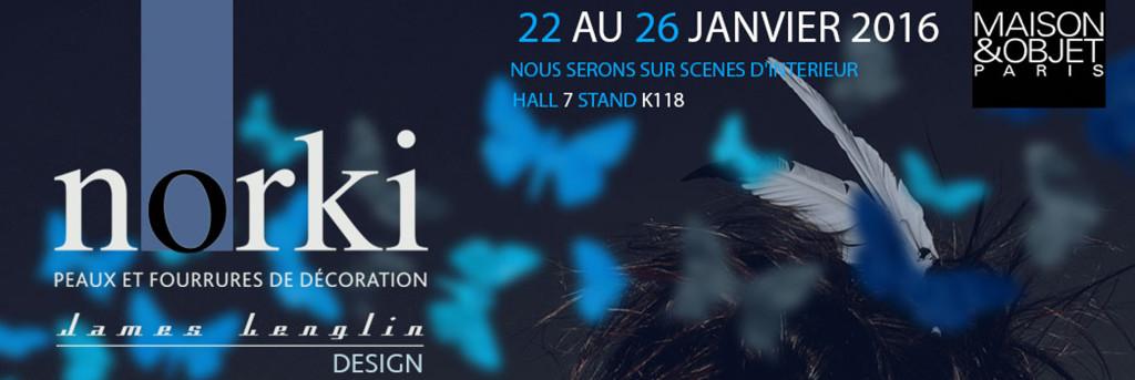 james lenglin design Maison & Objet Paris 2016