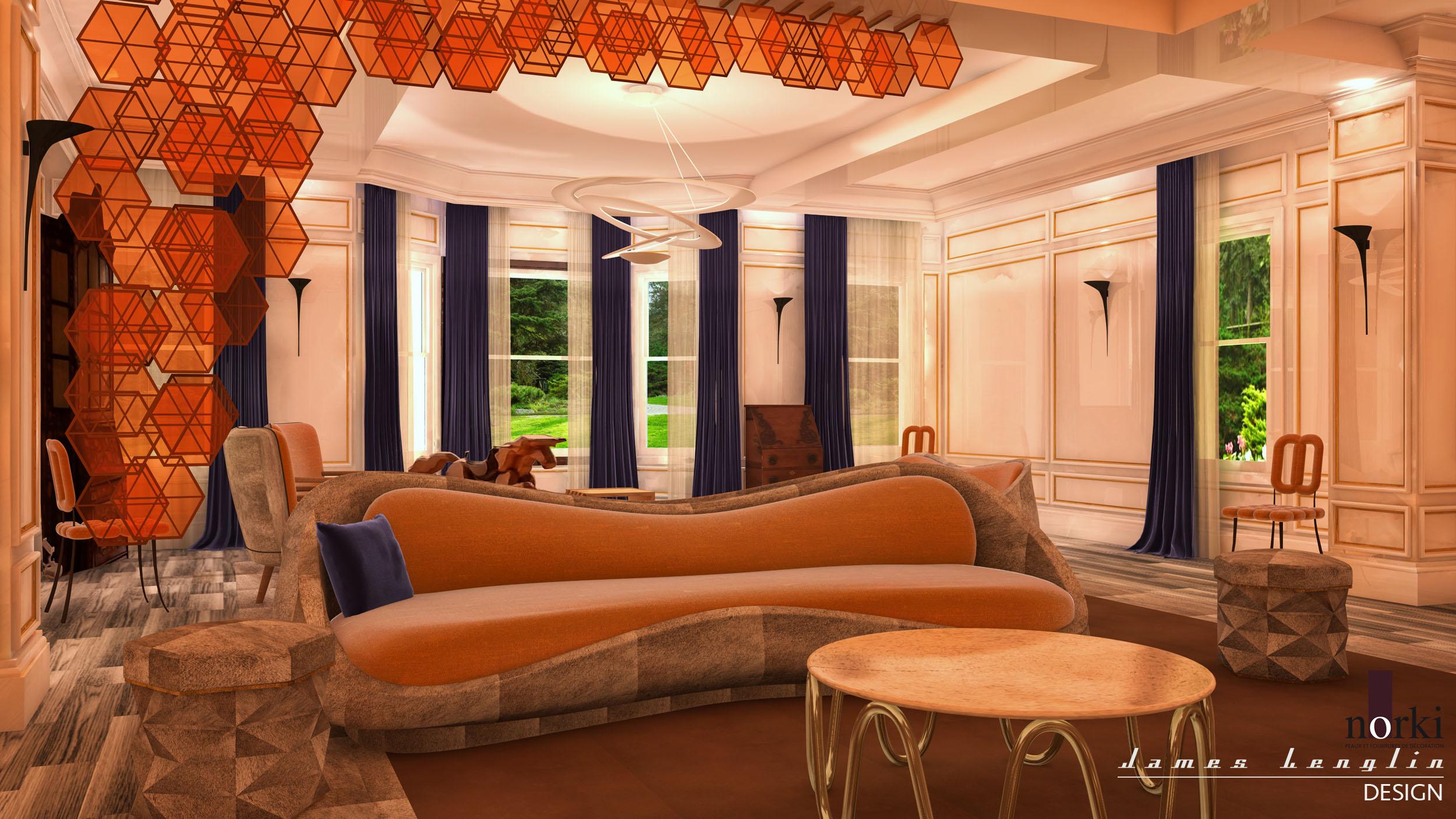 Sofa Sweet villa USA Maine